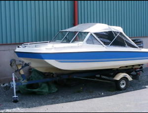 Looking for boat cover or enclosure