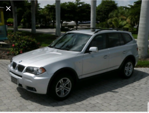 BMW X3 for sale $4500 drives great heated seats sun moon roof