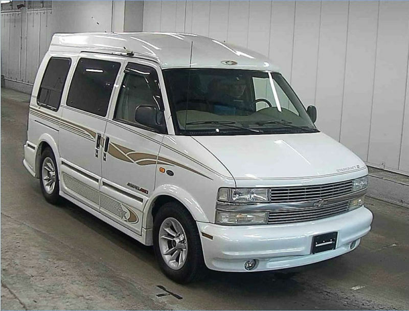 f37174fdd25371 FRESH IMPORT 2002 02 PLATE CHEVROLET ASTRO DAY VAN GMC SAFARI 4.3 V6  STARCRAFT