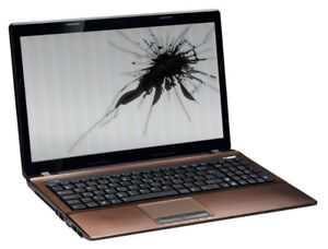 Laptop Screen Replacement in Markham