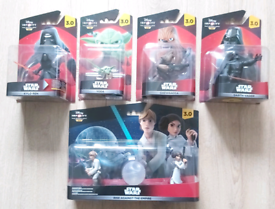 Disney Infinity 3.0 Star Wars characters (New)