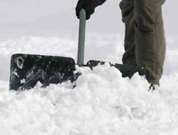 Residential Snow Cleaning