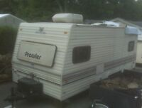 Travel Trailer  1991 Prowler 22