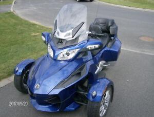 Spyder RT 2012