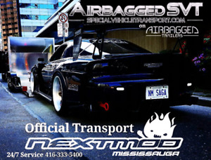 Special Vehicle Transport & Towing