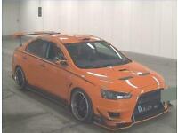 FRESH IMPORT MITSUBISHI LANCER EVO X EVOLUTION 2.0 GSR 4D 4WD AUTO JDM MODIFIED