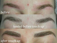 Get Beautiful Bold Brows with Microblading!