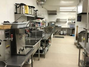 Commercial Kitchen Rental - Kitchen Commissary