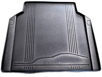 Alfa Romeo Giulia Boot Liner Protection Foam Mat New + Genuine 50547082
