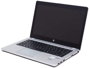 "14"" Ultra Slim HP Folio 9470m Core i5-3320m Windows Pro Notebook"