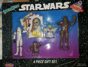 BENDEMS STAR WARS BENDABLE POSEABLE COLLECTABLE