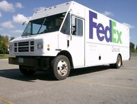 Driver with Class 5 required for FedEx Contract
