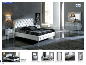 ~ New Queen / King size bedrooms sets from Italy, Spain!