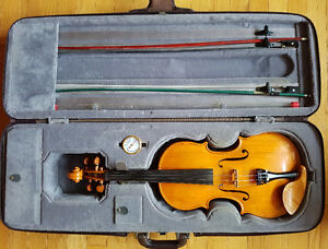 Hand Crafted Violin or Fiddle