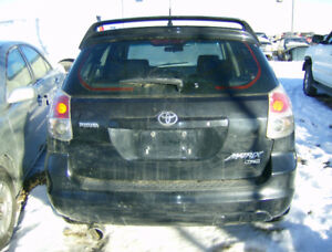 2006 Toyota Matrix 1.8L  parts