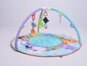 Fisher Price Jungle Theme Playmat