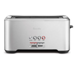 BRAND NEW Breville 4 slice long slot toaster- IN BOX