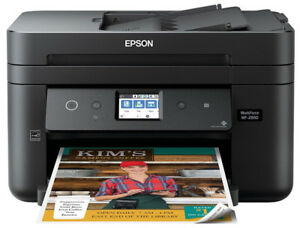 Brand New Epson Workforce WF-2860 All-in-One Wireless  Printer