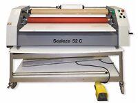 Sealeze 52C Cold Roll Laminator