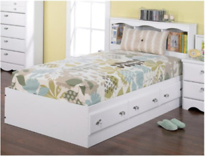 Diamond Dreams Twin Bed Frame