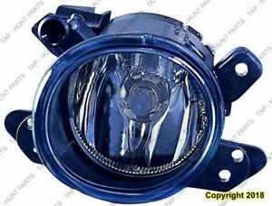 Fog Light Driver Side Halogen High Quality Mercedes C-Class 2008-2011