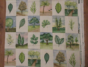 Decorative Fabric ARBOR DAY By Waverly - 9.5 yds/8.68 meters