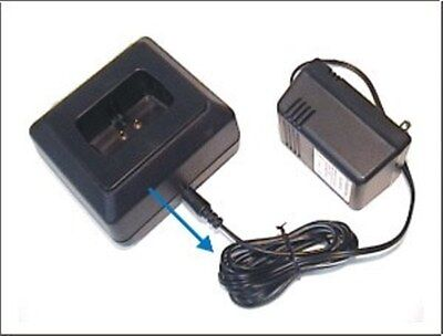 Battery Charger For Motorola Gp900 Gp1200 Gp2010 Gp2013 Ht999 Ht1000 Ht1100