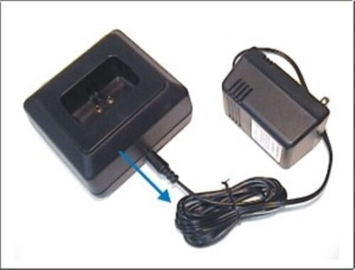 BATTERY CHARGER FOR KENWOOD TH205 TH215 TH320 TH405 TH415 TK210 TK230 TK310 330
