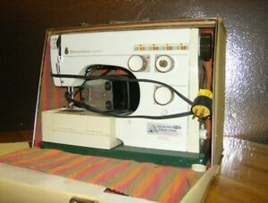 HUSKVARNA SEWING MACHINE FOR SALE