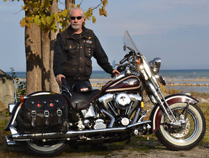 95th Anniversary Softail Springer #922 of 3000