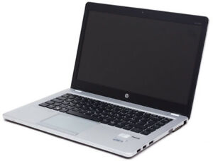 "14"" Ultra Slim HP Elitebook Folio Core i5 8.0RAM/500HD Laptop"