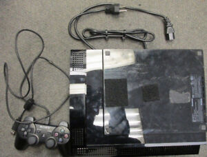 First Generation Sony Playstation 3 60GB with 1 controller