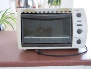 Toaster oven, élément du haut à changer