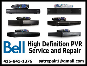Bell HD Satellite Receiver Repairs 9241-9400-9242-6400 Toronto