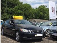2007 Lexus GS 300 3.0 CVT SE**122k miles**