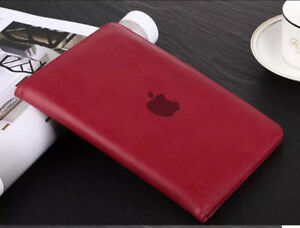 Brand NEW iPad Air 2 3 4 Leather Case Cover Brown/Black/Red
