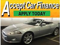Jaguar XK FROM £83 PER WEEK!