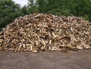 Mixed Firewood For Sale - Split and Cut $200 - Free Delivery!