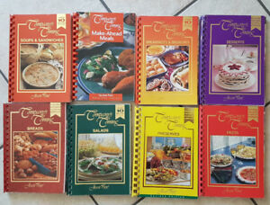 Only available until June 1, 38 cookbooks collection!