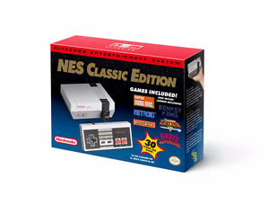 NES Classic With Additional Remote and Extension Cables