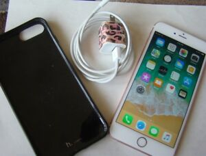 EUC APPLE SMART TOUCH iPHONE 6S+ PLUS ROSE GOLD FACTORY UNLOCKED