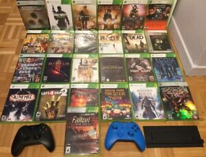 Call of Duty, Fable, Orange Box, Manettes, Walking Dead