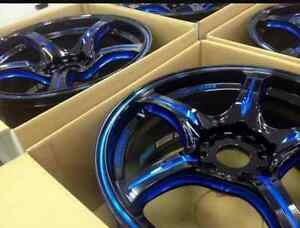 WedsSport rims. Super rare. Looking to trade for a vehicle