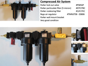 Parker Compressed Air Delivery System