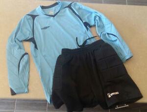 Soccer: Vêtement gardien(ne) de but