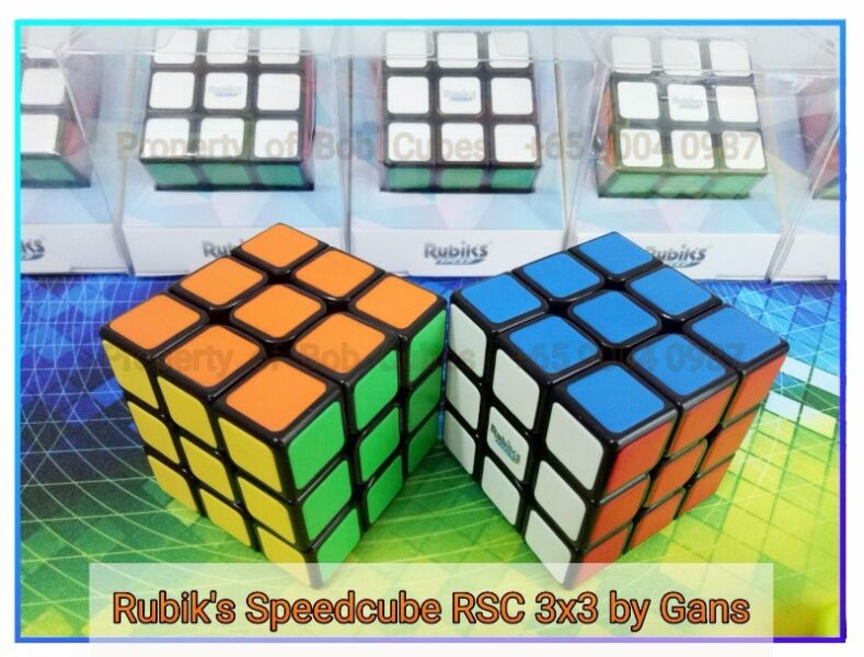- Gans RSC (Rubik's Speedcube) 3x3 for sale =