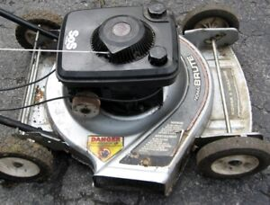 Noma Brute Lawn Mower