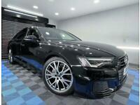 2019 Audi A6 SALOON 2.0 TDI 40 Black Edition S Tronic quattro (s/s) 4dr Saloon D