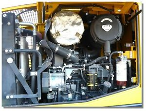 KOMATSU WA250-6 Wheel Loader with 4037 Hours London Ontario image 7