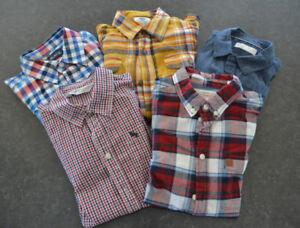 Lot de vêtements pour garçon - grandeur 8 et 9 ans